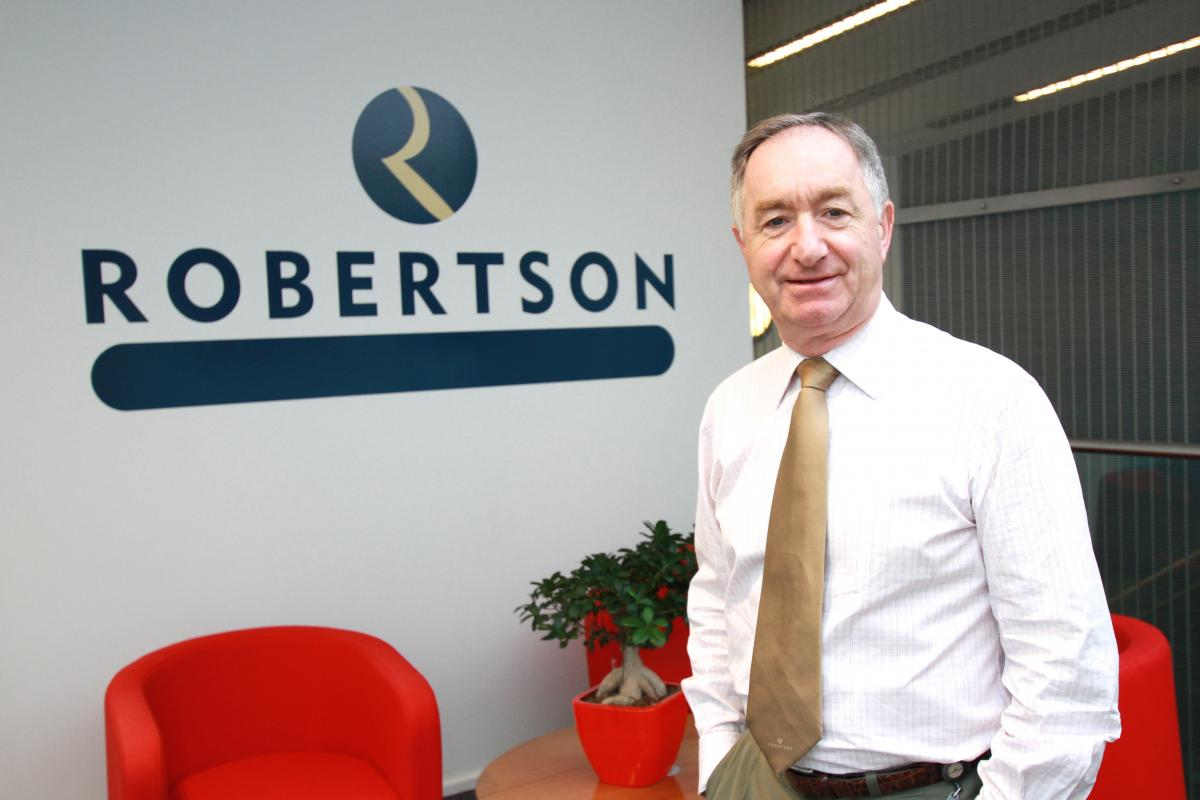 Bill Robertson, Executive Chairman