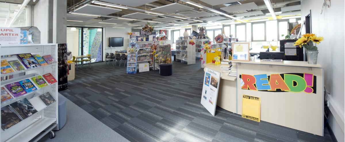 Brechin Community Campus library