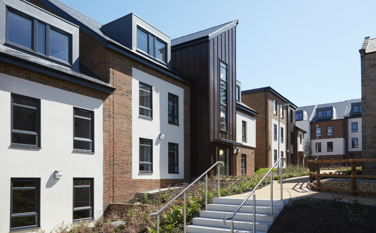 Kepier Court Durham student accommodation main contracto
