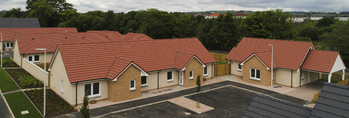 Delivery of affordable housing Methil