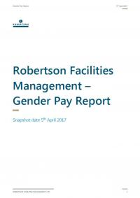 Pay Gap Report