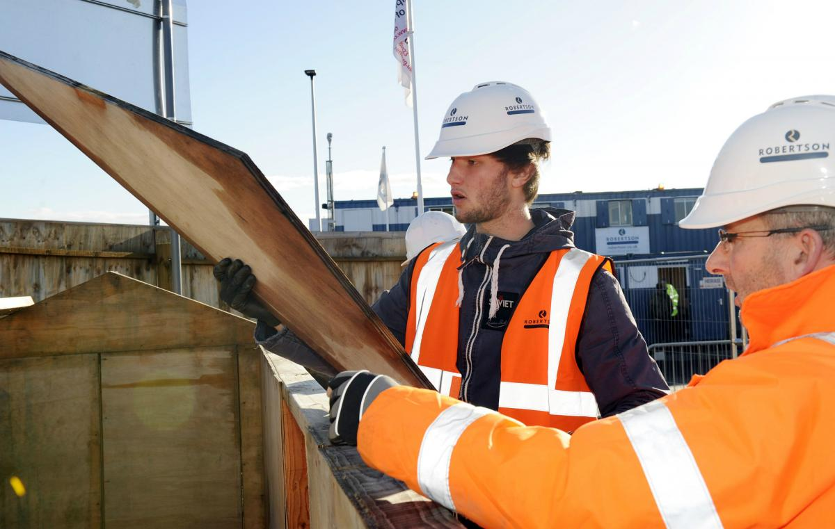 Angus Shared Apprentice Programme