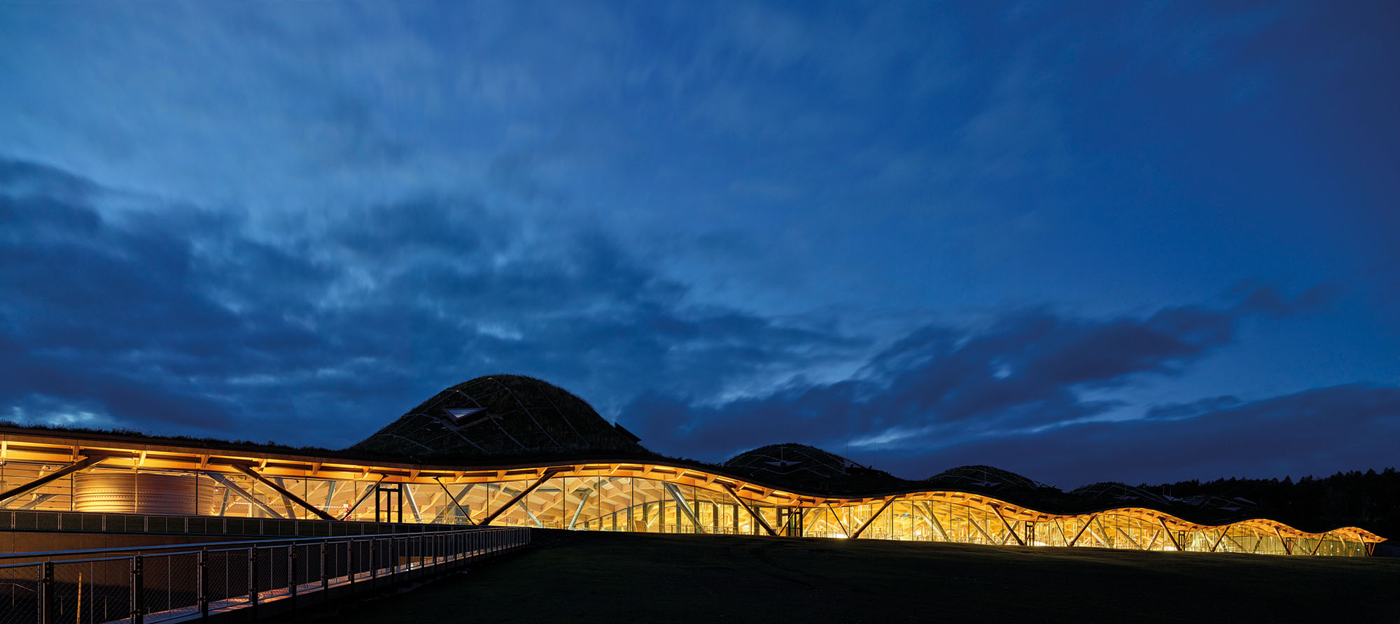 The Macallan distillery - image by Mark Power