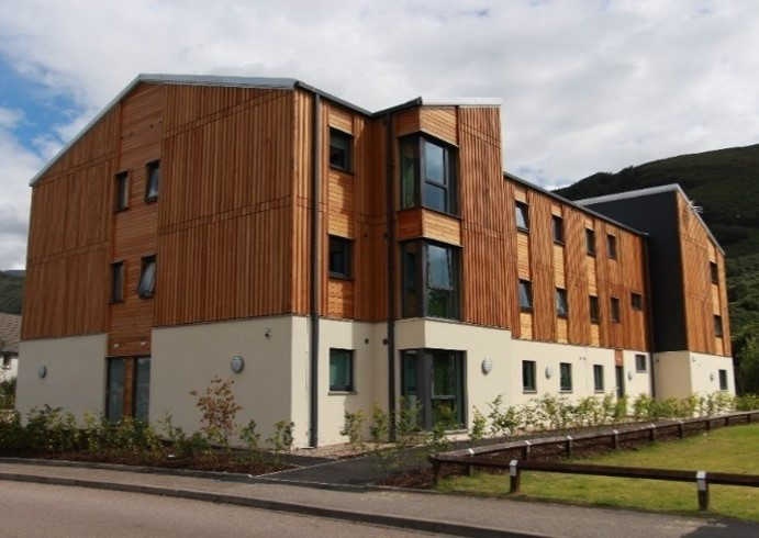 University of Highlands and Islands student residences
