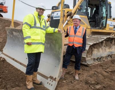 Robertson appointed for new AECC