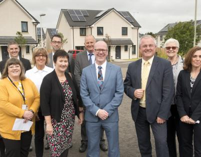 Housing Minister praises new Blackford h...