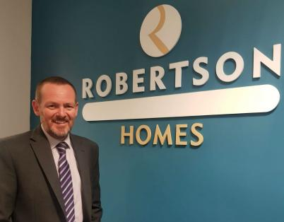 Robertson Homes appoints Regional Direct...