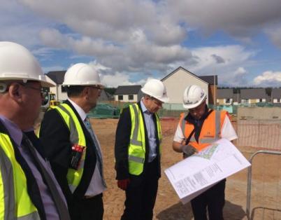 New homes bring health & social care int...