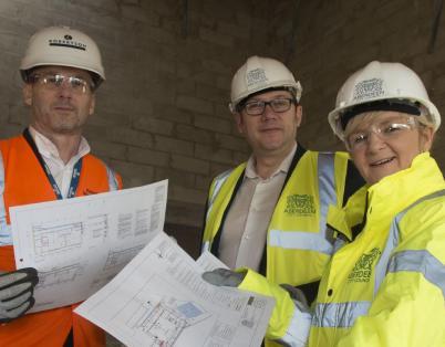 Council Co Leaders hail new £23 million...