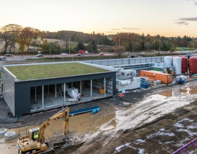 UKs largest hydrogen fuel cell arrives a...