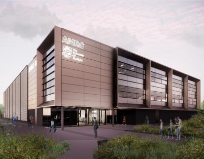 Robertson appointed to build AMRC North ...