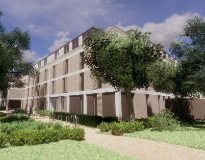 Abbey Park St Andrews development