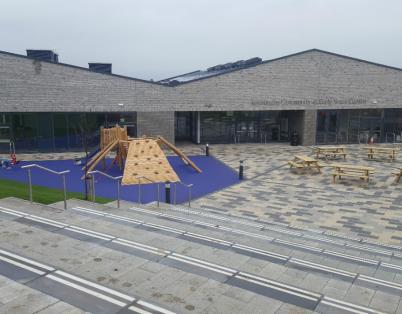 Construction completes on £4.95m Auchin...