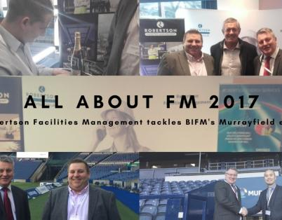Team Robertson tackles BIFM's All Abou...