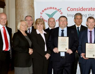 We score a hat-trick at the CCS Awards!