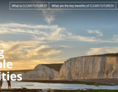 CLEAR Futures to unlock sustainable proj...