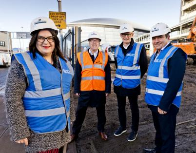 Robertson to deliver two new hotels next...