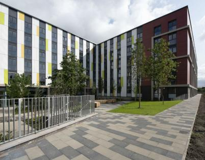 New £19m student accommodation in Glasg...