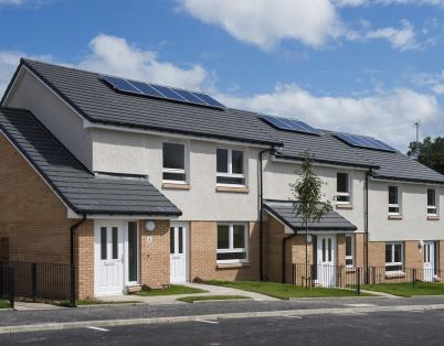 Work to deliver six new communities comp...