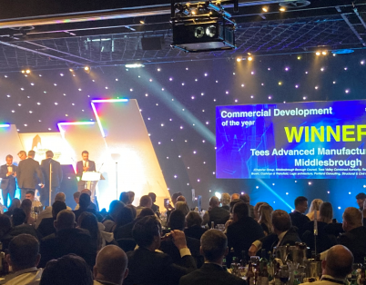 Tees AMP Wins Commercial Development of ...