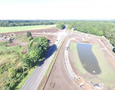 Montgomerie Park project complete
