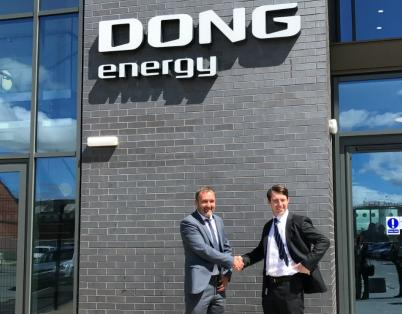 Robertson FM powers forward with DONG En...