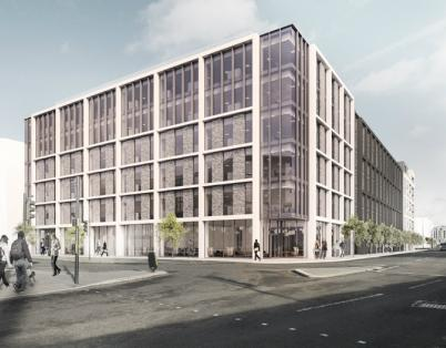 Grade A offices for Dundee Waterfront