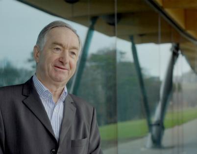 Robertson honoured as Scotland's leadi...