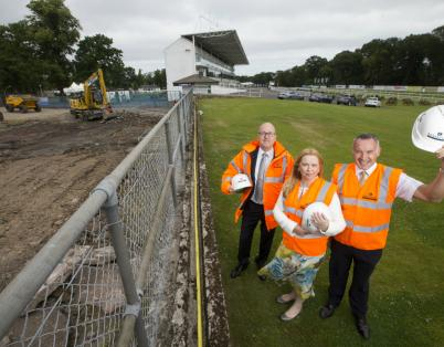 Work begins on £10m hotel at Hamilton P...