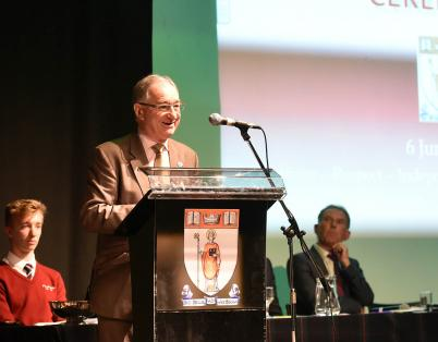 Executive Chairman crowns 'Ideal Candi...
