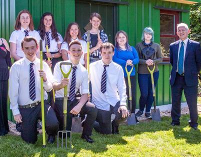 Elgin Academy unveils its new outdoor cl...