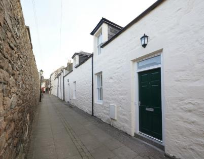 Elgin Cottages up for planning award