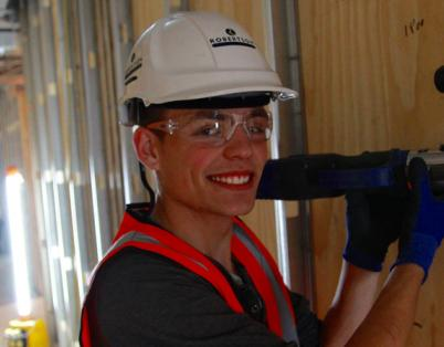 Robertson appointed to energy efficiency...