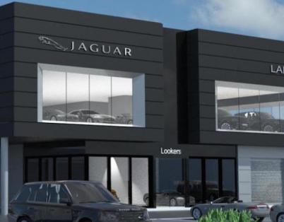 Jaguar Land Rover contract win drives us...