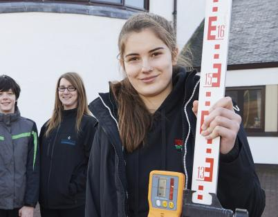 Glen Urquhart High pupils' Week of Work