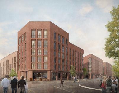 Urban Union submits plans for 349 new ho...
