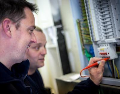 Back to the floor: Maintenance Engineer