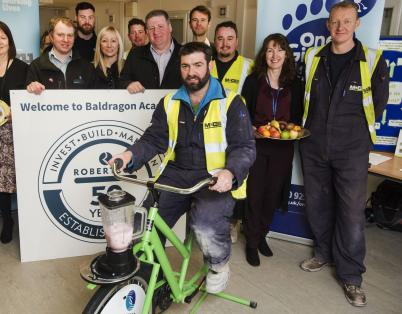 Healthy Working Lives in Dundee