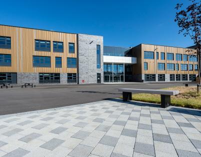 Robertson achieves Practical Completion...