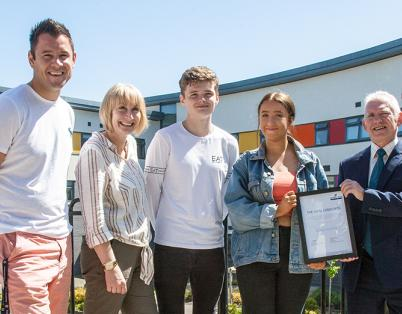 Star Elgin pupil crowned 'Ideal Candid...