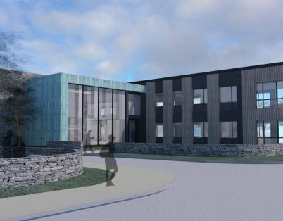 New life sciences building for Inverness