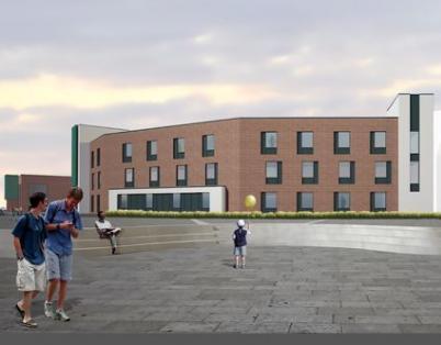 Work starts on Whitley Bay Premier Inn