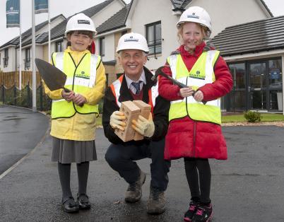 Elgin children enjoy site visit