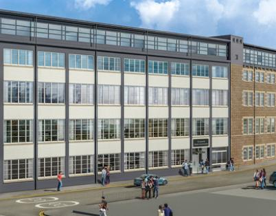 Robertson Property announces institution...