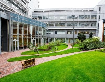 University transformation complete