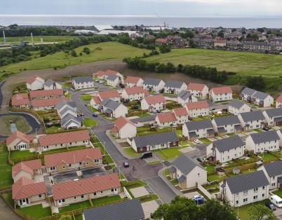 We complete the Methil Brae project