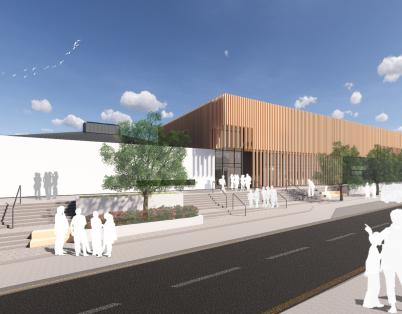 Work begins at the new £16 million Mill...