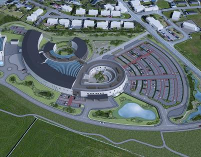 Robertson appointed for new Orkney hospi...
