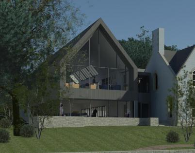 Robertson to convert listed building for...