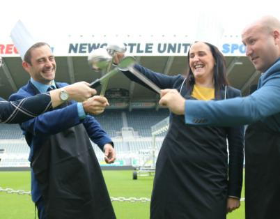Newcastle United Foundation and Robertso...